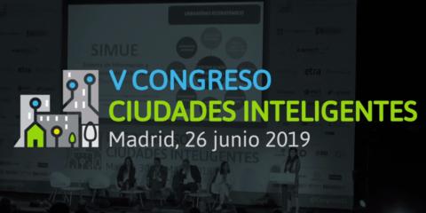 Vídeo promocional del V Congreso Ciudades Inteligentes
