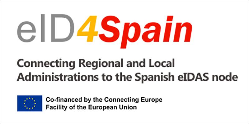 El el proyecto europeo eID4Spain participan administraciones locales y regionales, entre otras entidades, y estará vigente hasta 2020.