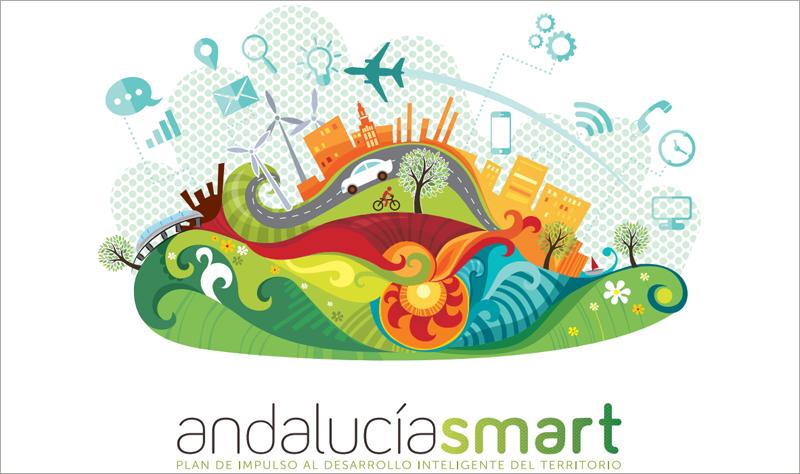 El portal Andalucía Smart forma parte del Plan de impulso al desarrollo inteligente del territorio en Andalucía.