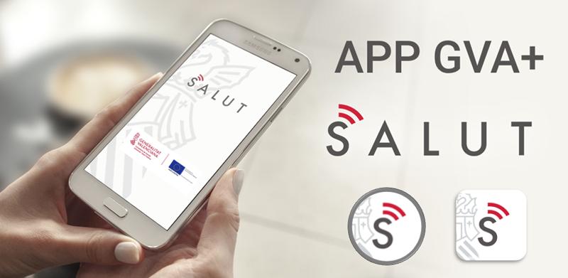 La aplicación GVA+SALUT permite, entre otras funcionalidades solicitar cita médica y justificantes médicos.