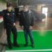 Dos postes de recarga permiten alimentar los vehículos eléctricos en los parkings públicos de Vinaroz