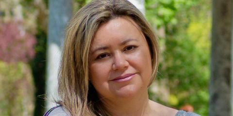 Mª Pilar Batet, jefa de Contratación y Central de Compras de la Diputación de Castellón