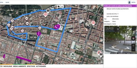 """La plataforma urbana Smart Logroño, el """"cerebro integrador"""" que gestiona los servicios públicos de la ciudad"""