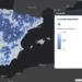 Un portal basado en datos abiertos analiza la evolución demográfica en España con mapas interactivos
