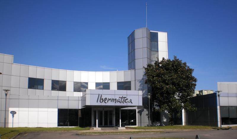 Sede de la compañía Ibermática.