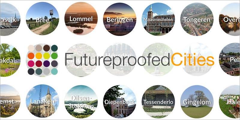 """Más de 50 ciudades de diferentes países utilizan la plataforma """"Future Proofed Cities"""", a las que se une Valencia como primera ciudad española en probar la herramienta para planificar y monitorizar la transición energética."""