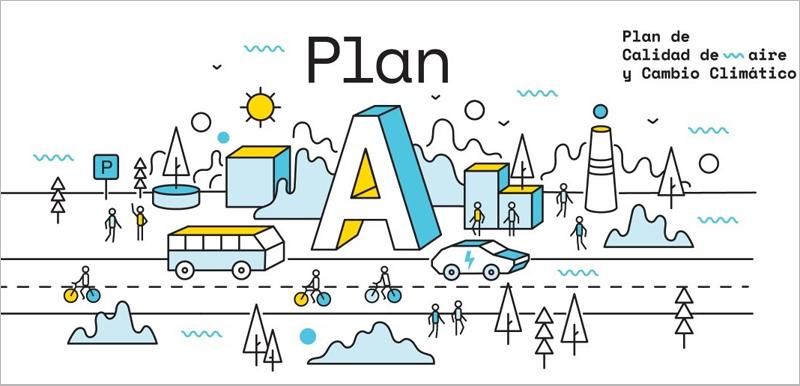 El objetivo es generar una red homogénea en la ciudad en línea con el Plan A de Calidad del Aire y Cambio Climático.