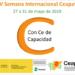 El Ceapat celebra su IV Semana Internacional del 27 al 31 de mayo bajo el lema «Con C de Capacidad»