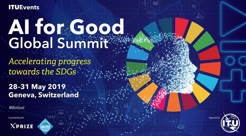 """La cumbre mundial """"AI for good"""" se centra en la inteligencia artificial aplicada a los Objetivos de Desarrollo Sostenible (ODS) y se celebra del 28 al 31 de mayo."""