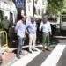 Marbella habilita pasos de peatones inteligentes que se iluminan cuando detectan la presencia de personas