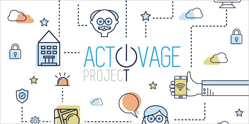 La segunda convocatoria del proyecto Activage estará abierta hasta el próximo 21 de junio.