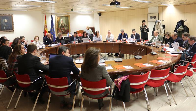 El Comité Técnico está formado por profesionales de alto nivel expertos en ciudades inteligentes.