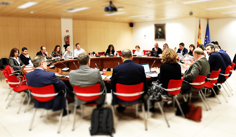 El Comité Técnico confeccionó el programa del V Congreso Ciudades Inteligentes en la sede de SEAD.