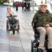 Voluntarios de Santander prueban una solución para mapear el nivel de accesibilidad de las ciudades