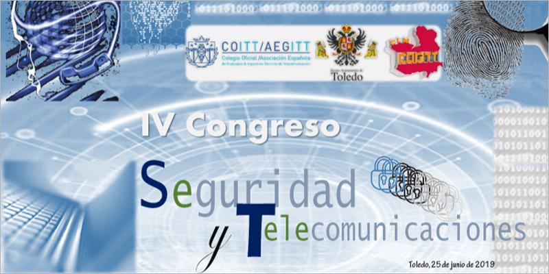 El IV Congreso Internacional de Seguridad y Telecomunicaciones es gratuito.