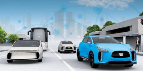 El futuro de la conducción autónoma se prueba en seis ciudades de Europa y Corea, entre ellas está Vigo