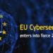 En vigor el nuevo Reglamento Europeo de Ciberseguridad