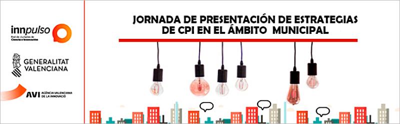 """La """"Jornada de presentación de estrategias de CPI en el ámbito municipal"""" se celebra el próximo 18 de junio en Alicante."""