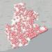 Un mapa interactivo muestra los servicios de sostenibilidad, tecnológicos y sociales en la provincia de Barcelona