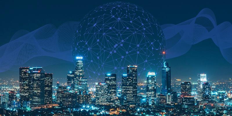 La nueva red LTE-M soporta las necesidades de comunicación de las soluciones IoT para diferentes casos de uso, como los servicios de ciudades inteligentes.