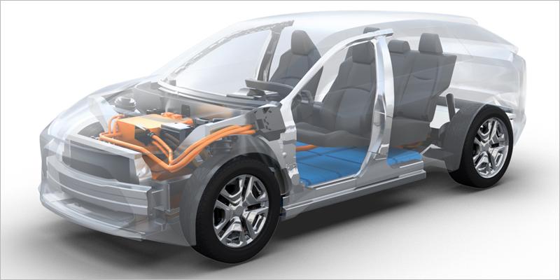 El desarrollo de los motores y componentes electrificados para vehículos eléctricos conforma el eje central del acuerdo entre Toyota y Subaru.