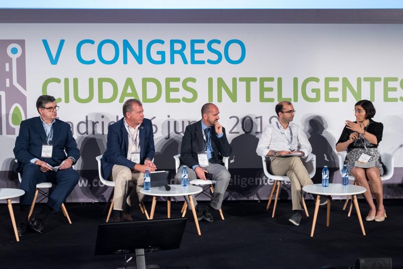 Laura Preciado, consejera técnica de la Subdirección General de Innovación y Digitalización en el Ministerio de Agricultura, Pesca y Alimentación, en una de sus intervenciones.