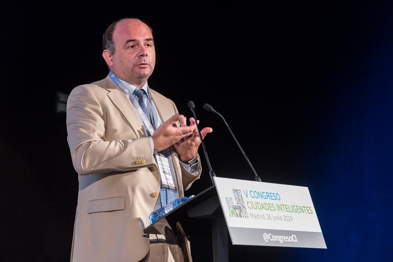Francisco Javier García Vieiera, director de Servicios Públicos Digitales de Red.es
