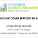 La movilidad como servicio en Madrid (MaaS Madrid)