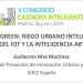 Smart Green: riego urbano inteligente a través de IoT y la inteligencia artificial