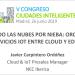 Cambiando las nubes por niebla: orquestando servicios IoT entre cloud y edge
