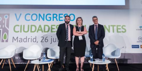 Conclusiones y Clausura V Congreso Ciudades Inteligentes