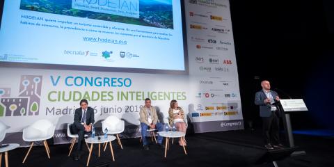 Proyecto Hodeian: turismo inteligente para el territorio de Gipuzkoa