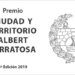 El plazo de presentación de candidaturas para el III Premio 'Ciudad y Territorio Albert Serratosa' finaliza el 26 de julio