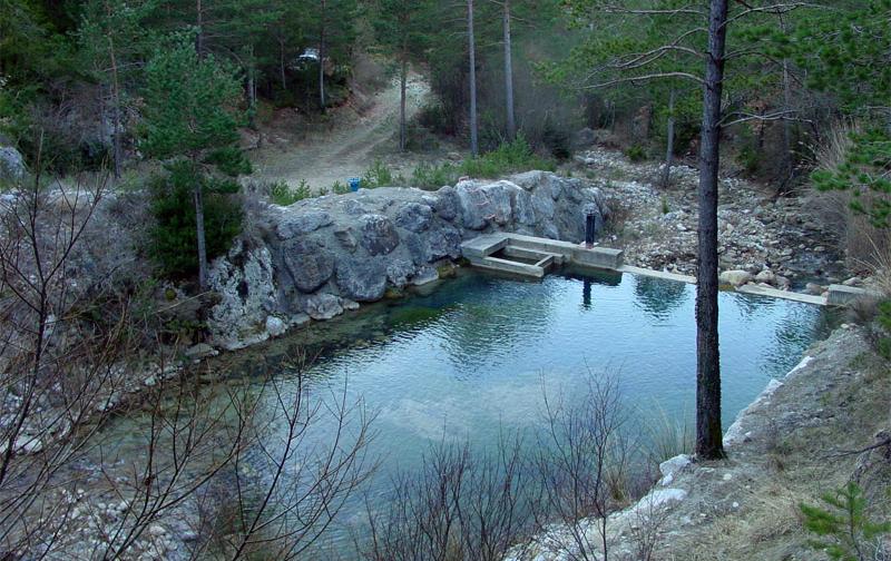 La Mancomunidad de Abastecimiento de Agua del Solsonès (Lleida) gestiona el abastecimiento de agua de la comarca, en la que viven 10.000 personas. Foto: Mancomunidad de Abastecimiento de Agua del Solsonès