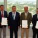 Energía 100% renovable, 200 puntos de recarga y gestión de smart city, así será la Isla de La Cartuja de Sevilla en 2025