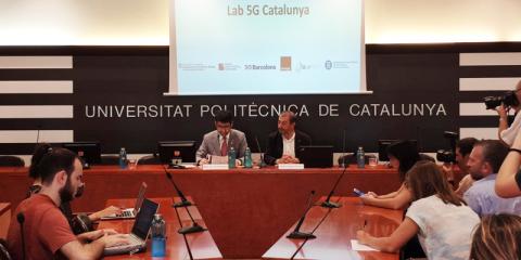 La iniciativa 5G Barcelona se extiende a toda Cataluña para experimentar aplicaciones con esta tecnología
