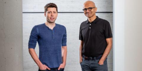 Microsoft se alía con OpenAI para desarrollar tecnología de supercomputación de inteligencia artificial