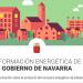 Navarra lanza un portal de información sobre los consumos energéticos de los equipamientos autonómicos