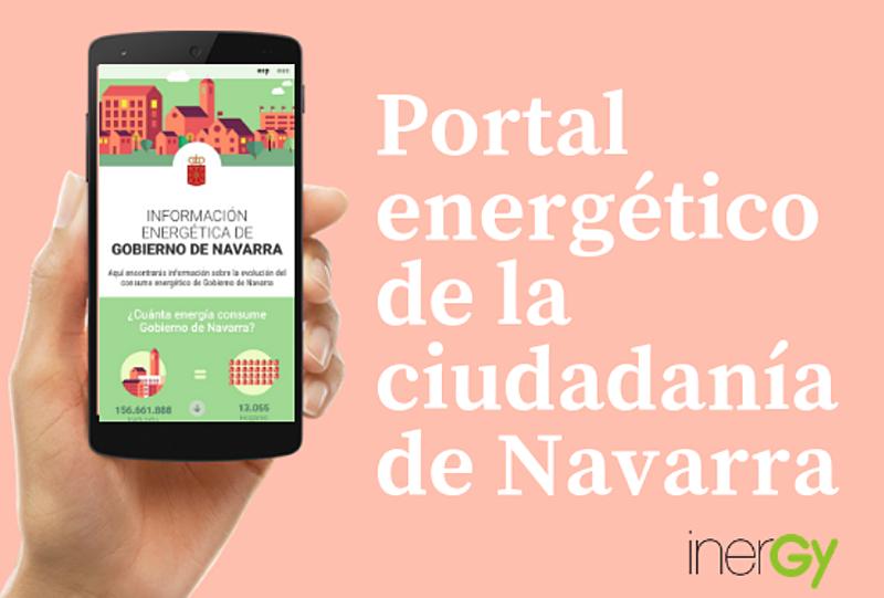 El portal energético ofrece información sobre el consumo de energía de edificios y equipamientos gestionados por el Gobierno Foral de Navarra, así como sus emisiones contaminantes y las medidas que se toman para reducirlas.