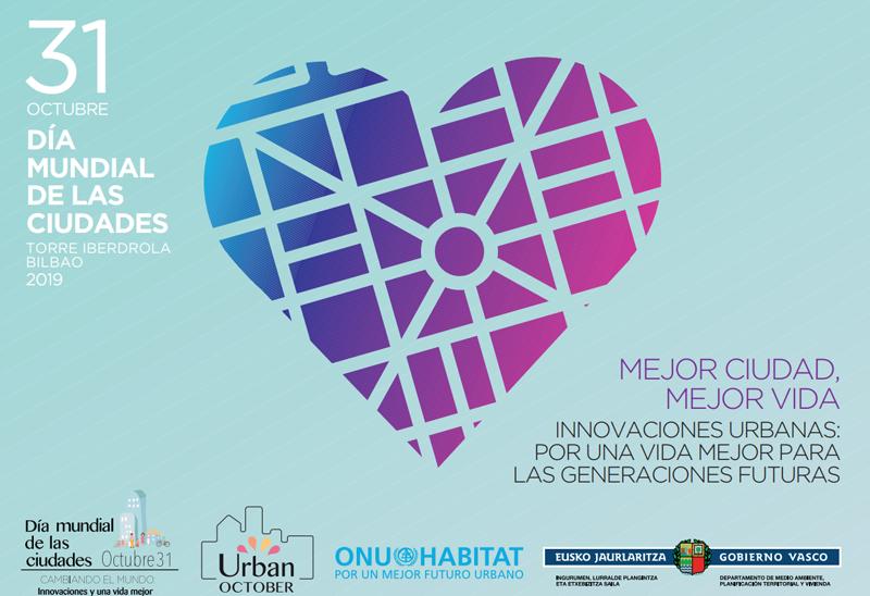El encuentro tendrá lugar el 31 de octubre en la Torre Iberdrola de Bilbao.