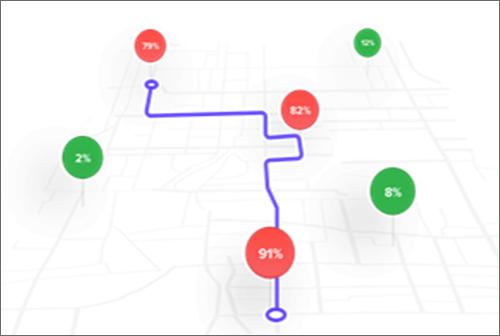 Figura 3. Planificación de Ruta de Recogida.
