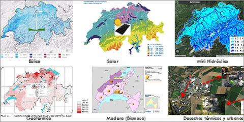 Metodología de planificación energética territorial (PET) en Suiza, caso de aplicación