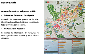 Figura 6. Plano de Santillana del Mar.