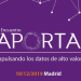 Los datos de alto valor protagonizan el 9º Encuentro Aporta que se celebra el 18 de diciembre en Madrid