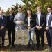 Una finca de nectarinas se conecta con 5G por primera vez en España