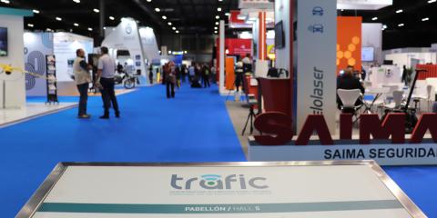 El futuro de la movilidad segura y sostenible pasa por la tecnología y se muestra en la feria Trafic 2019
