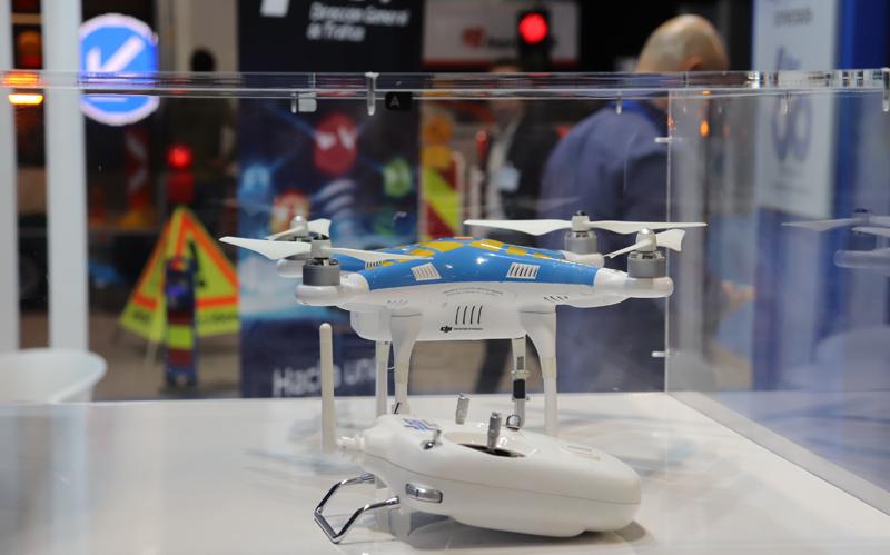 La DGT trabaja en diferentes tecnologías para garantizar la seguridad vial y reducir el número de víctimas y accidentes con soluciones como este dron.