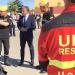La gestión de emergencias en Andalucía mejora con la integración de la UME en la plataforma del 112