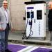 Un punto de recarga rápida en el municipio de El Pont de Suert facilita la movilidad eléctrica en el Pirineo catalán