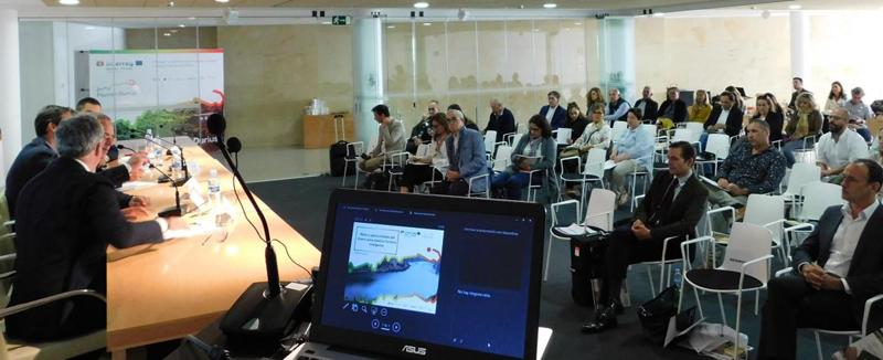 Los socios del proyecto, junto a técnicos, gestores públicos y empresas se reunieron en Zamora.